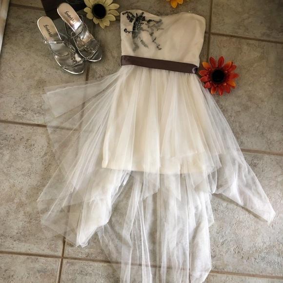f978b9798 Teeze Me Dresses | Strapless Dress From Dillards | Poshmark